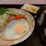 日本人なら、やっぱり「和食モーニング」 in福井県