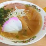 讃岐うどん屋さんで食べた中華そばorラーメン(中讃)