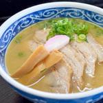 讃岐うどん屋さんで食べた中華そばorラーメン(西讃)