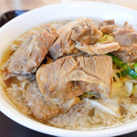 讃岐うどん屋さんで食べた中華そばorラーメン(高松市)