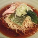 定番の味『醤油ラーメン 』in 吉祥寺
