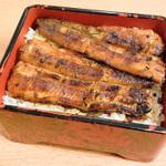 四国4県で鰻を食す