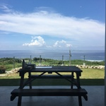 【沖縄①】超~オススメ、絶景の海を楽しむカフェ(*^^)v