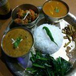 南アジア料理の第5弾は、ネパール料理です。独特です。