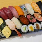 【銀座】コスパ良し!大満足な絶品寿司ランチ8選