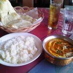 """【新宿】魅惑の""""Ethnic Curry"""" Spicyな香味を求めて♪w"""