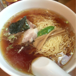神保町のラーメン+半炒飯、代表3店舗