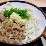 讃岐うどん・高松市(商店街南部・瓦町駅周辺)