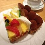 ケーキが自慢♡銀座のカフェ10選
