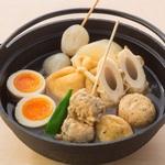 困ったらここ!神田でおでんのおいしい和食居酒屋