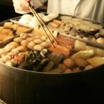 【東京・赤坂】厳選!!美味しいおでんを食べるならここ!【和食居酒屋】