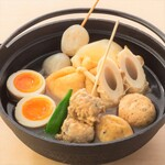 美味しいおでんを品川で食べたい!身も心もあったまる和食居酒屋