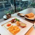 東京駅周辺のカフェでゆったりタイム!大人気のカフェ20選