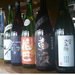 今話題の日本酒を楽しむならココ!in札幌~すすきの