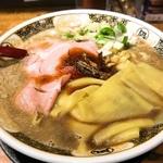 渋谷駅東口のラーメン7選!やっぱり食べたいこの一杯