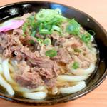 讃岐うどん・香川県観音寺市中心部