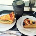 大手町の早朝営業のカフェ8選!1日のスタートは美味しい朝食から♪