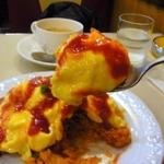 新橋周辺の美味しいカフェランチ!純喫茶の懐かし系も必見☆