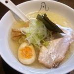 旨みたっぷり透明スープ!北海道の塩ラーメンまとめ【8選】