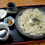 うどん県香川で食べたそば(中讃・西讃)
