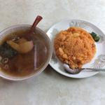 昭和中華食堂のチキンライス