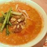 和歌山/絶品のピリ辛坦々麺