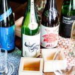 【新橋・銀座】【日本酒30種類以上】おすすめの日本酒バー/日本酒居酒屋 10選