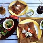 天王寺でランチがおすすめのカフェ・レストラン20選