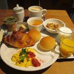 市ヶ谷でモーニングが食べられる!おすすめの朝カフェ8選