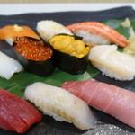 函館で食べるならこれ!人気の新鮮お寿司ランチ8選