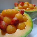 【秋田市】フルーツをまるごと使ったスイーツ