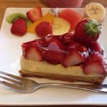 岡山のフルーツを使ったケーキやスイーツが自慢のカフェ8選