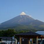 富士山の山小屋グルメ(山頂編)