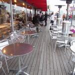 お台場周辺で人気のオープンテラスがあるカフェ8選