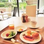 富山県東部(魚津市)のホテル朝食