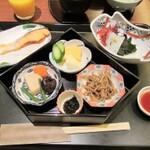 富山県西部(高岡市、砺波市)のホテル朝食