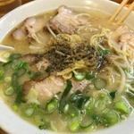 大阪北浜周辺のおすすめラーメン!食べログで人気のお店8選