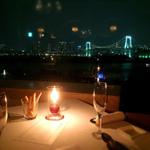 お台場で夜景が楽しめる肉料理のお店8選