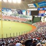 球場メシ…西武ドーム1塁側