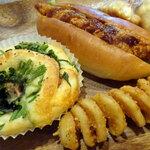 菓子パン調理パン惣菜パン、バリエーションが楽しい!そのままで美味しい! at 旭川・近郊