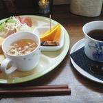 パン屋さんでモーニング(福井県)