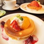 恵比寿~代官山で食べたい♡人気のふわふわパンケーキ10選