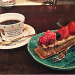 【新宿】ケーキが美味しい♪人気カフェ8選