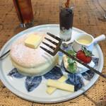 まだまだ流行は終わらない!札幌のスフレパンケーキ7選