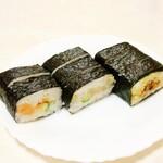 鱒の寿司?