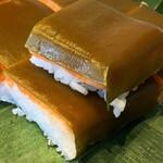 ・・・ますの寿司?