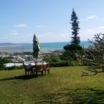 喧騒から離れて。沖縄本島中部東海岸・北中城村のカフェ