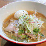 うどん県香川で食べたラーメン #1