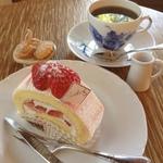 静岡のティータイムに♡いちごスイーツが楽しめるカフェ8選