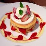 梅田の夜でも食べたい!美味しいパンケーキ8選